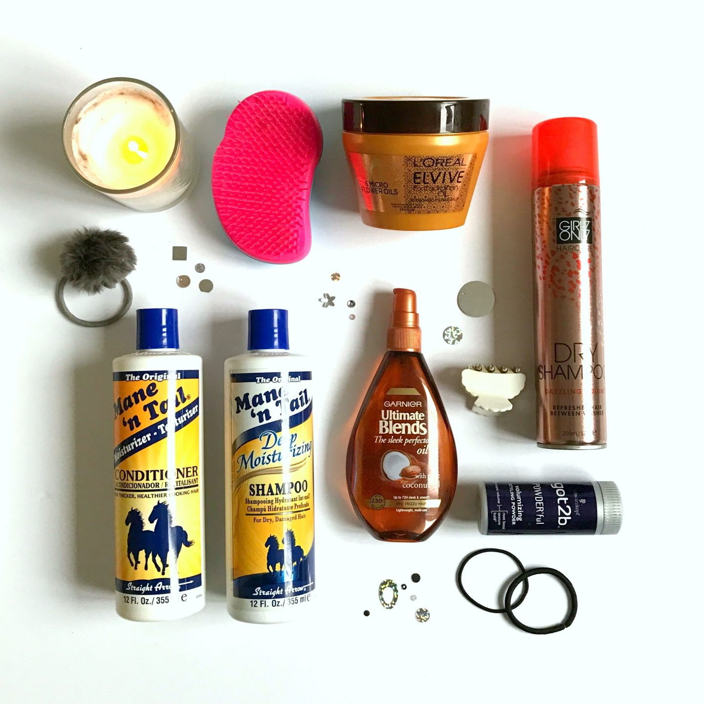 Those hair essentials EVERY girl needs!