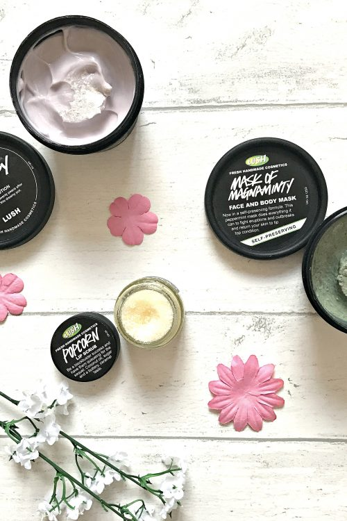 My 'mini' lush product review