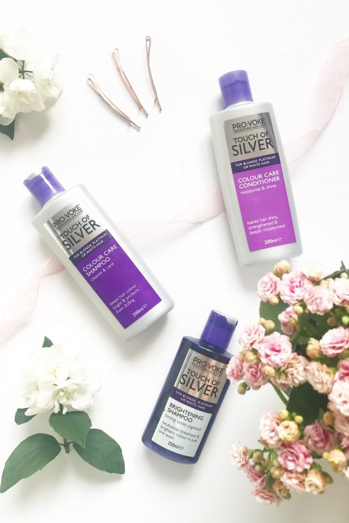 Braving The Blonde- The Hair Care Edit