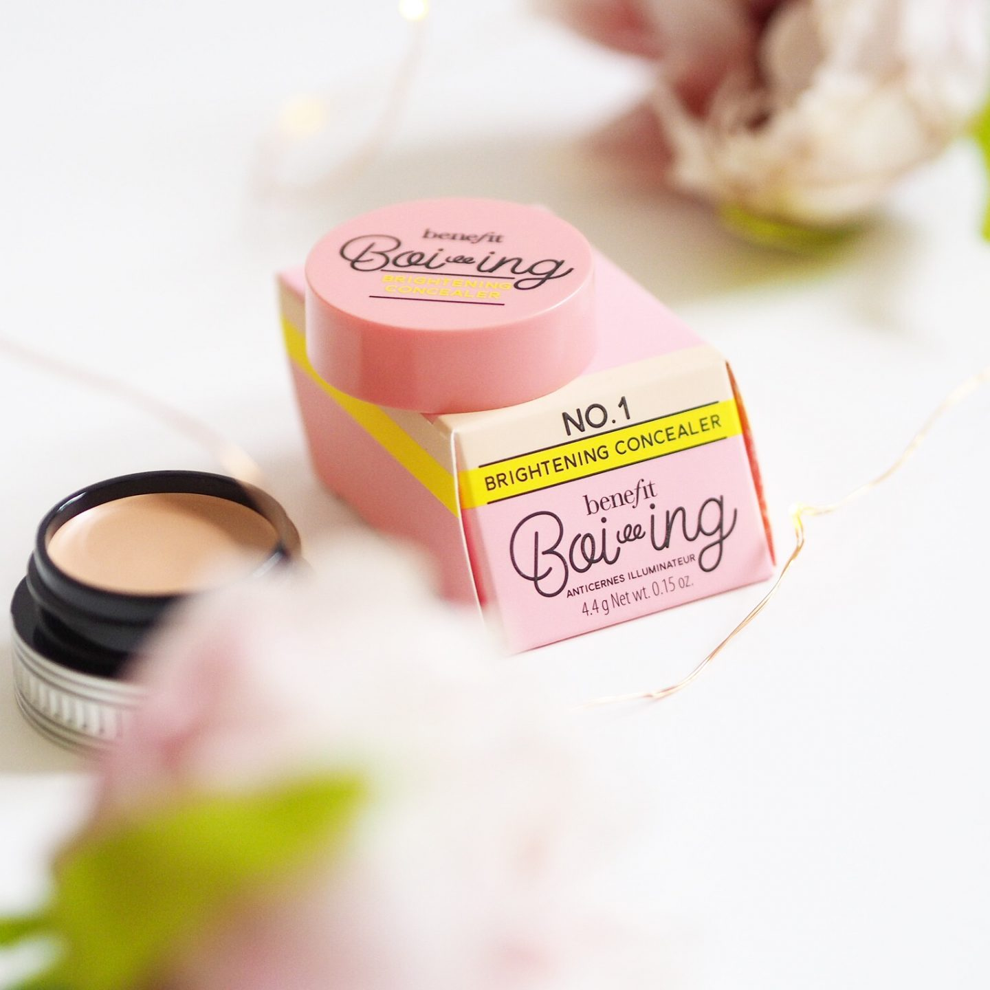 Benefit's Boi-ing Brightening Concealer First Impressions
