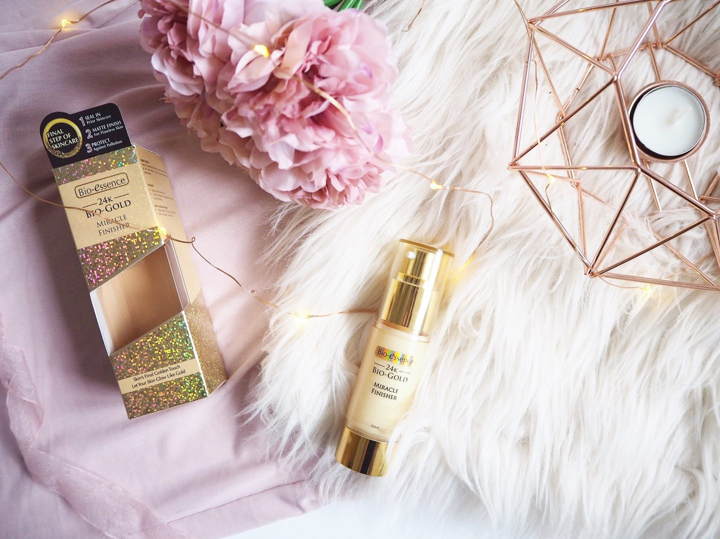 Bio-Essence 24k Bio-Gold Miracle Finisher – Is It A Miracle?