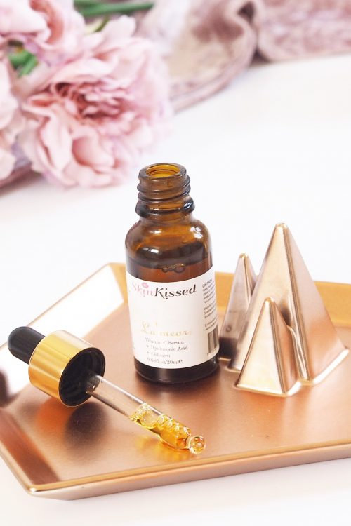 Skinkissed Luxury Vitamin C Serum Review