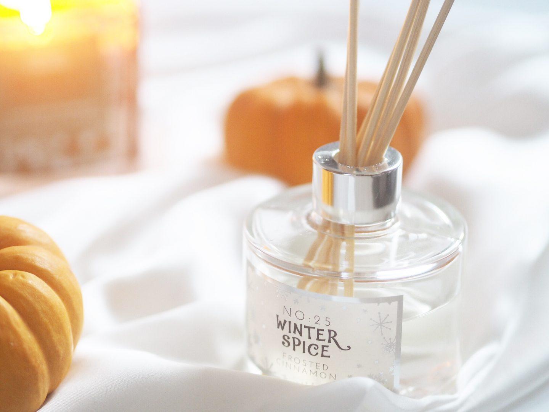 Primark Winter Spice diffuser