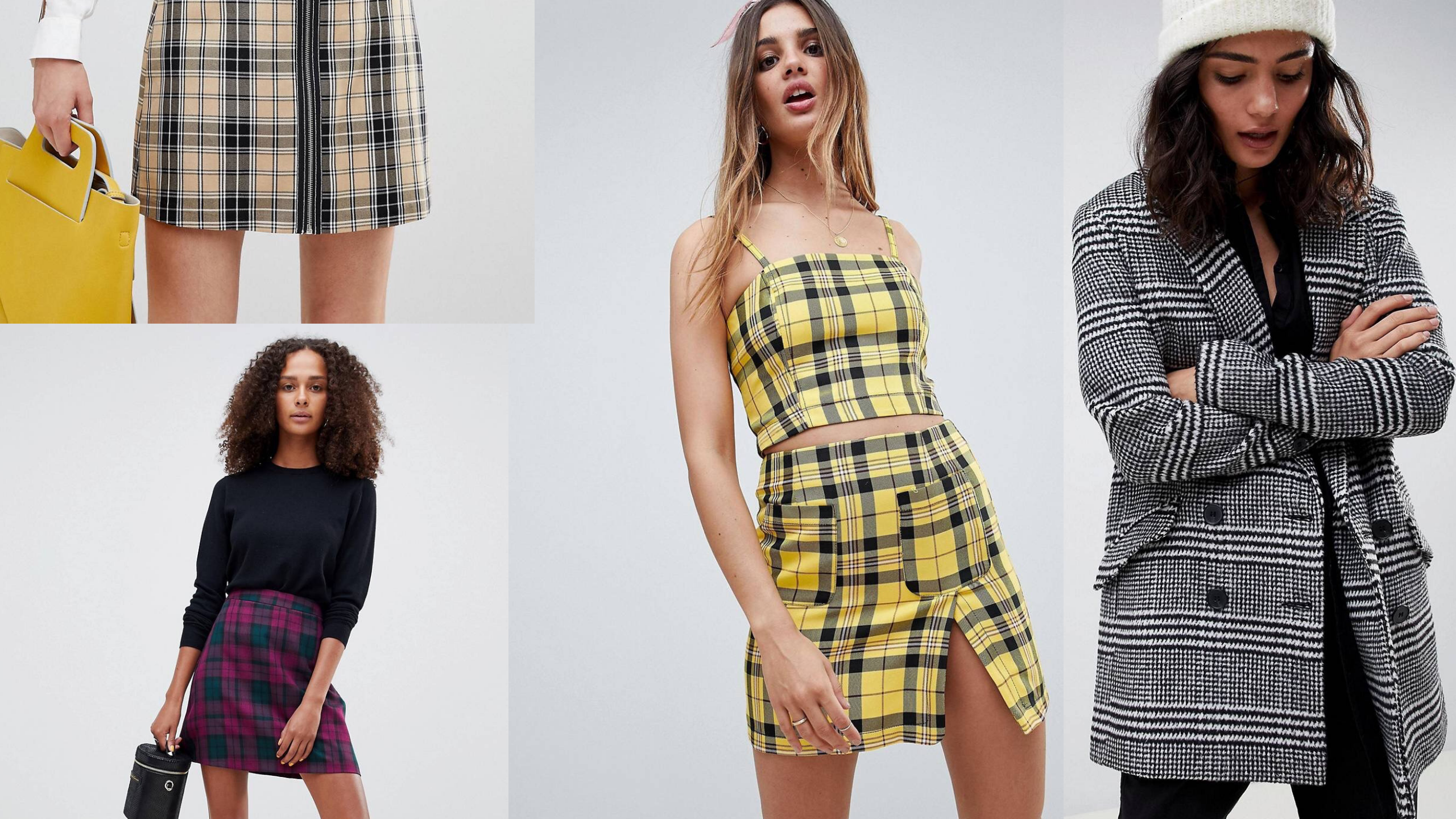 The Check Print Trend This Autumn