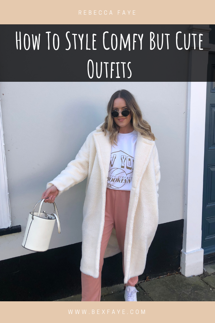 How To Style Comfy But Cute Outfits